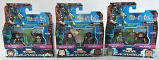 Marvel Thor Ragnarok Minimates COMPLETE Lot of 3 Two Packs Toys R Us Hela Hulk +