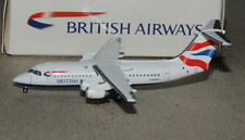 "Jet-X 1/400 bae-146 british airways G-bzau ""UK tail"""