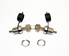 KAMEI 05258707 Druckschloß Drückschlösser für Dachboxen 2 Schlüssel