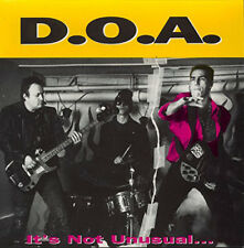D.O.A. : It's Not Unusual... CD (2007) ***NEW***