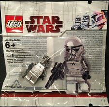 NEW LEGO Star Wars 4591726 Chrome Stormtrooper StarWars MiniFigure Minifig NIP