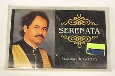 Maximo de la Cruz serenata(Audio Cassette Sealed)