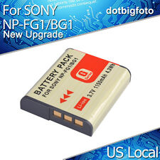 1150mAh Lithium-ion Camera Battery PACK For SONY NP-BG1 DSC-H20 H3 H7