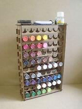 Paint stand 70 bottle rack storage warpaint / Vallejo warhammer 40k / wargames
