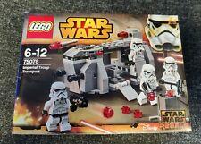 LEGO Star Wars Imperial Troop Transport 75078 New Sealed