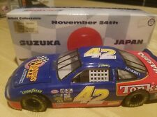 1996 NASCAR ACTION DIECAST SABCO RACING #42 ROBBY GORDON - SUZUKA PAINT SCHEME