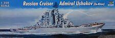 TRUMPETER® 04520 Russian Cruiser Admiral Ushakov (Ex-Kirov) in 1:350