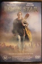ROCK STAR - MARK WAHLBERG DELETED OOP RARE DVD CULT MUSIC MOVIE JENNIFER ANISTON