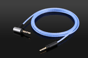 New Audio Cable For Sennheiser HD 4.30i HD 4.30G 4.40BT 4.50BTNC headphone