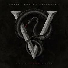 BULLET FOR MY VALENTINE (Personally Signed by BFMV) Venom - Deluxe Ed CD NEW
