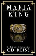 MAFIA KING (THE DILUSTRO ARRANGEMENT 2) CD Reiss EROTIC CONTEMP 6/21 ~ 5 STARS!