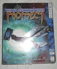 Wing Commander Prophecy (PC, 1997) Origin Sci-Fi Combat Simulation NEW