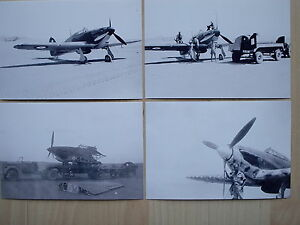 Hawker Hurricane s. Middle East.World War 2 photographs