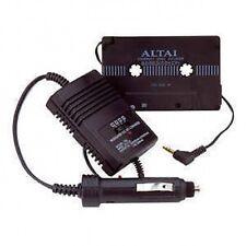 CD MD MP3 PLAYER TO CASSETTE ADAPTER tape stereo converter cigar cig power B035E