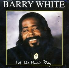 Cd  Barry White - Let the Music Play von Barry White (2003)