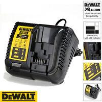 DeWalt DCB115 XR Multi Voltage Battery Charger 10.8, 14.4V & 18V Replaces DCB105