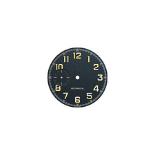 Model 6 ETA Unitas 6497-1 mechanical dial Zifferblatt cadran