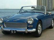 1965 mg midget maint manual
