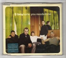 (HC35) Boyzone, You Needed Me - 1999 CD