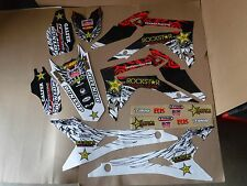 Rockstar PTS team graphics Honda 2013-2016 CRF450R & 2014-2017 CRF250R
