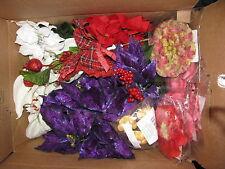 Christmas Grab Bag (box)8, Christmas Flowers, New with Tags, $95+++