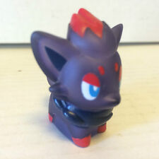 2010 Authentic Pokemon Finger Puppet Clear Zorua Catch Them All Nintendo Bandai