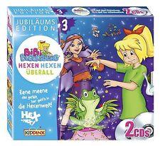 Bibi Blocksberg: Hexen hexen überall - Vol.3 (2er CD-Box)