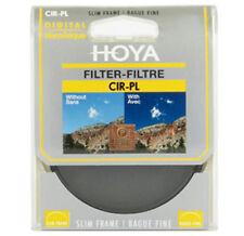 Hoya 43mm Slim Circular Polarising Polarizer Polariser CPL CIR-PL CP-L Filter