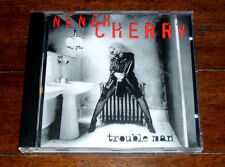 Promo CD: Neneh Cherry - Trouble Man SINGLE (1995, Motown Records) Marvin Gaye