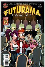 FUTURAMA #14 Bongo Comics (2001) Simpsons Cartoon VF/NM (9.0)