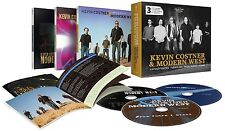 KEVIN & MODERN WEST COSTNER - COLLECTOR'S PACKAGE-UNTOLD TRUTHS/+  3 CD NEW+