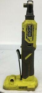 RYOBI P344 18V ONE+ 3/8 -inch 4-Position Ratchet, G