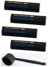 One(1) Octagon Pocket Chalker & FOUR(4) Tubes Predator 1080 Chalk = 20 Pieces!