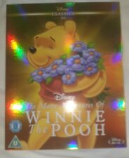 Many Adventures of Winnie the Pooh - Blu-ray - Walt Disney Classic - Slipcover