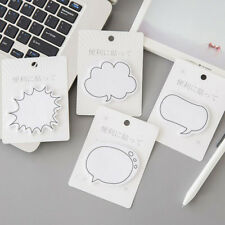 Dialog Box Sticker Post It Bookmark Marker Memo Pads Index Sticky Note Guestbook