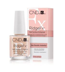CND RIDGEFX NAIL SURFACE ENHANCER 15ML * NEW *