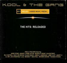 2 CD COMPIL 28 TITRES DIGIPACK--KOOL & THE GANG--THE HITS RELOADED