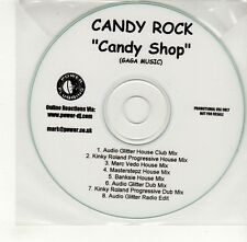 (GO347) Candy Rock, Candy Shop - DJ CD