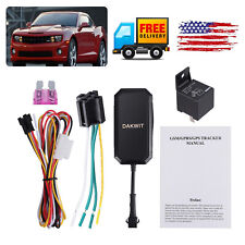3G Car GPS Tracker Truck Vehicle GSM SIM GPRS Real Time Tracking Device Locator