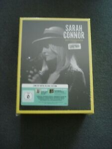 Sarah Connor - Muttersprache Live Ganz Nah  Limited Super Deluxe Edition NEU OVP