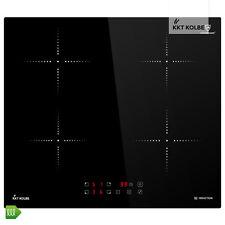 Induktionskochfeld 59cm 4 Zonen SUPERKERAMIK® rahmenlos SensorTouch KKT KOLBE