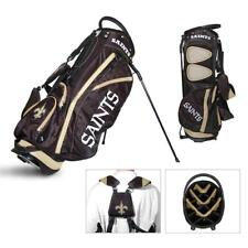 Licensed NFL New Orleans Saints Team Golf Stand Bag