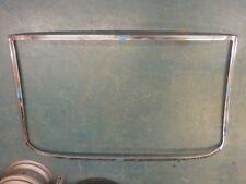 1960 Dodge PIONEER 2 door hardtop REAR WINDOW TRIM full set MoPar