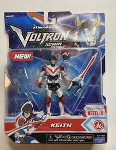Voltron Legendary Defender- Keith Red Pilot Action Figure Playmates Netflix