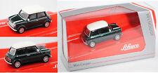 Schuco 452011800 Mini Cooper grün/weiß, 1:64