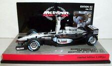 McLAREN MP4-17D K.Raikkonen 1st Win GP Malaysia 2003 1/43 530034326 Minichamps