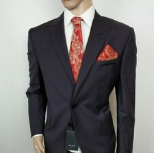 New PS Paul Smith Mens Suit Jacket Purple Wool Mohair Blazer UK 44 EU 54 RRP£645