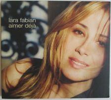 "LARA FABIAN - CD SINGLE ÉDITION LIMITÉE DIGIPACK ""AIMER DÉJÀ"""