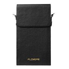 "Universal Handbag Shoulder Bag Neck Strap Wallet Pouch Purse Case for 6"" Phones"