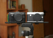 Stereo Camera 3D Photography Holder bar fit Pentax Minolta Leica FED Samsung